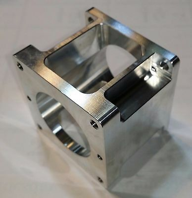 Nema 23 Stepper Motor Mount - Cnc Mill Lathe Router Plasma 3d Printer - Usa