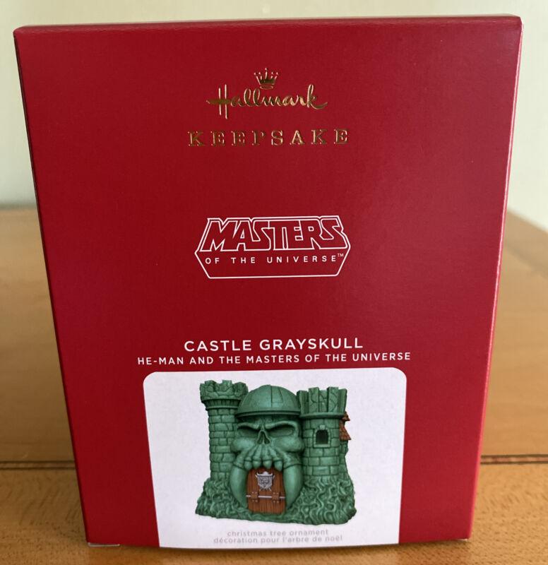 Hallmark Keepsake the Masters of the Universe Castle Grayskull Ornament 2021