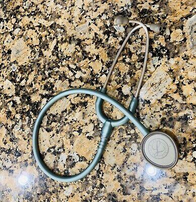 3m Littmann Lightweight Ii S.e. Stethoscope Sea Foam Green