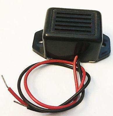 Buzzer Alarm 9-15v Dc  75db - New