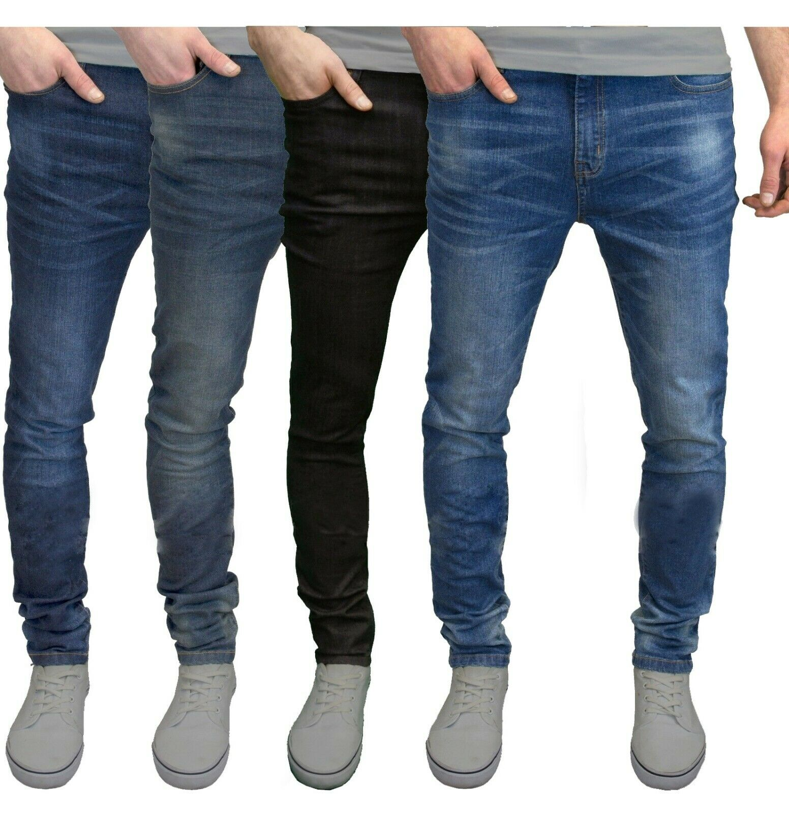 Tencel Hyperflex New Technology of Ultimate Comfort DFR89 PREMIUM DENIM Parker Jean Casual 5 Pocket Style