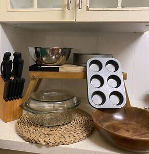 New kitchen starter pack!