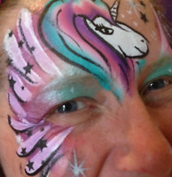 Balloon and Face Paint Artists for your child's birthday party!