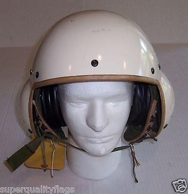 HGU-39/p helicopter Flight Helmet Flyers MEDIUM Gentex HGU39 unissued