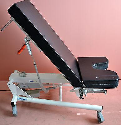 Sonesta Stille Gynecology Power Exam Chair Table 2008