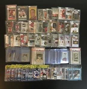 BUYING LARGE SPORTS CARD COLLECTIONS