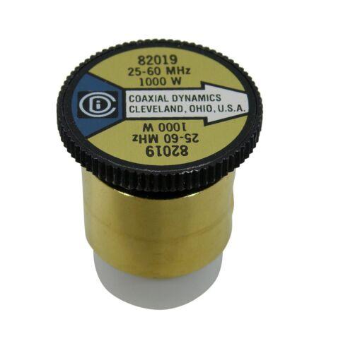 Wattmeter Element Slug 1000W 25-60 MHz Bird 43 Coaxial Dynamics 82019 (1000A)