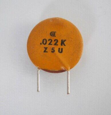 Guitar Ceramic Disc Capacitor 22nF für Fender Strat//Tele etc.