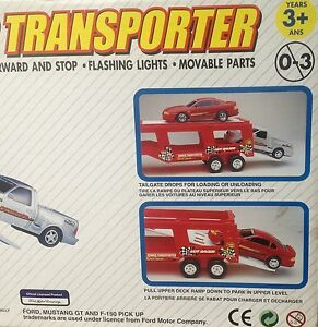 Motorized transporter, sound, lights, Mustang  GT & F-150 pickup Cambridge Kitchener Area image 4