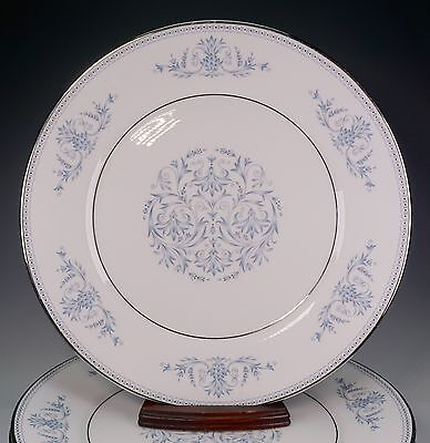 Lenox Oxford Bryn Mawr Set Of 8 Dinner Plate Plates   Excellent Condition