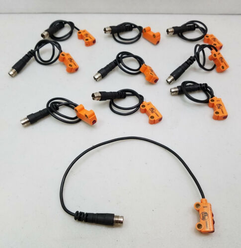 (Lot of 10) ifm OH5007 Photoelectric Position Sensor