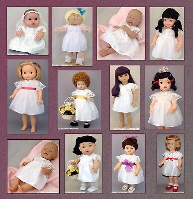 Modern First Communion Dresses (White Lace Dress for BRIDES, ANGELS, 1ST COMMUNION - Fit Many)