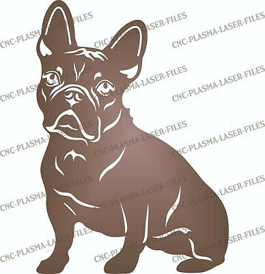 Dog Dxf Sign For Plasma Laser Waterjet Router Plotter Cut Ready Vector Cnc