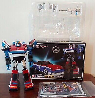 Transformers Masterpiece - Generation 1 Smokescreen MP-19 - Takara Authentic USA