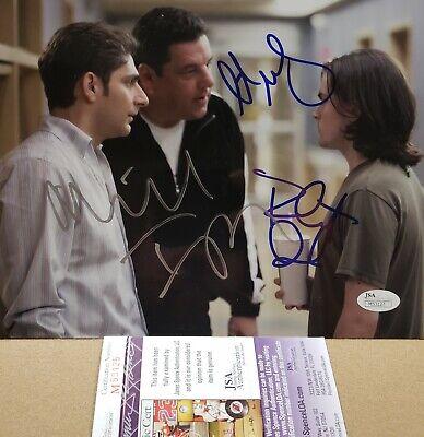 Sopranos Cast Hand Signed 8x10 JSA Michael Imperioli Robert Lier tweedehands  verschepen naar Netherlands