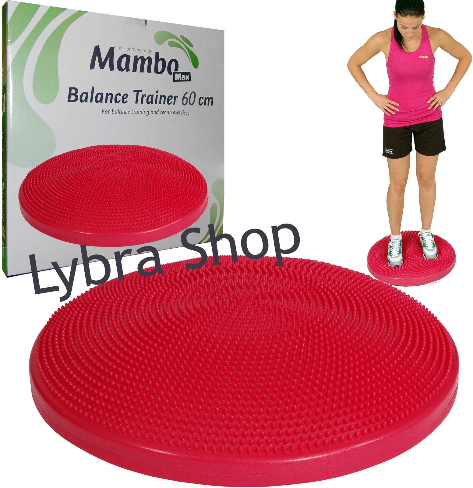 Cuscino Ad Aria Fitness.Msd Balance Trainer 60cm Red Cuscino Aria Equilibrio Coordinazion