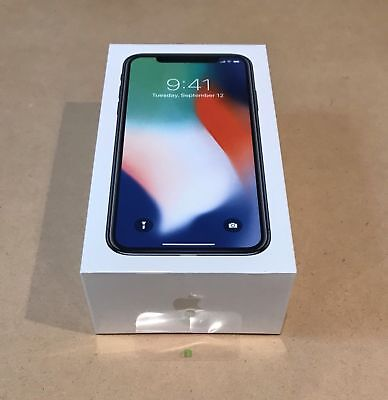 Apple Iphone 10 X Ten 256Gb Factory Unlocked A1865 Ready To Ship In Hand Sealed