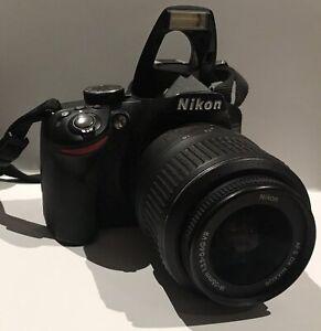 Nikon D3200 DSLR camera 24.2 MP