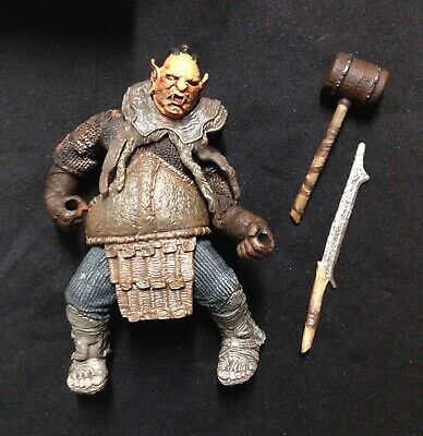 Orc Lord Of The Rings (2005 toybiz lord of the rings