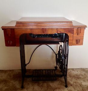 Antique sewing machine-Reliance