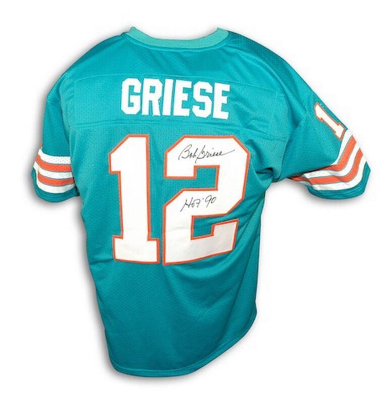 Bob Griese Jersey  064306a0a