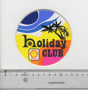 Decal-Sticker-Shell-Holiday-Club