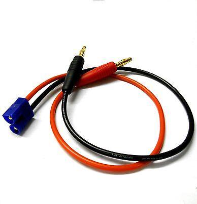 C4019AM Macho 4mm 4.0mm Oro Conector A EC3 Adaptador Compatible Alambre 14...