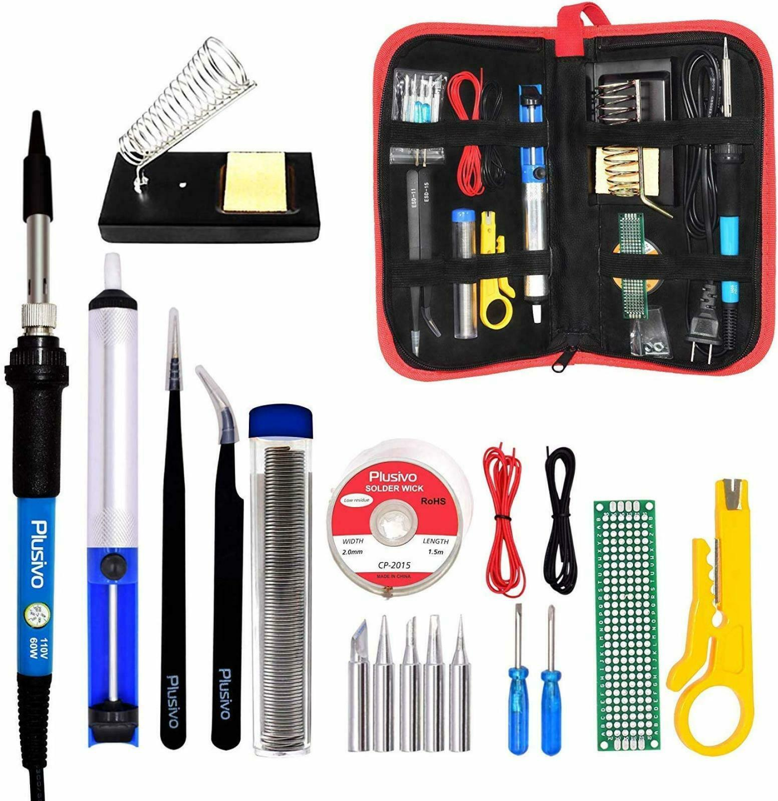 Best Electric Soldering Iron Tool Kit Electronic Gun Compute