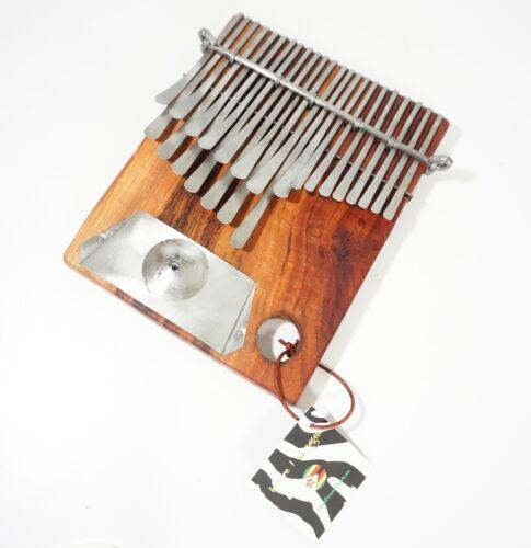 23 Key Medium Mbira Finger Piano - Kalimba - Hand md.in Zimbabwe!