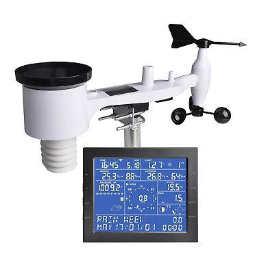 froggit WH4000 SE WiFi Internet Funk-Wetterstation App, PC-Software (2018)