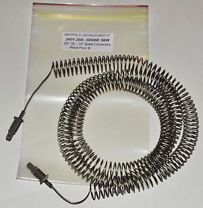 ELECTRIC HEATING ELEMENT KIT Restring HVAC PART FURNACE  5/8