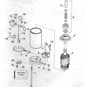 Johnson Outboard Spare Parts (refer to picture) Murdoch Melville Area Preview