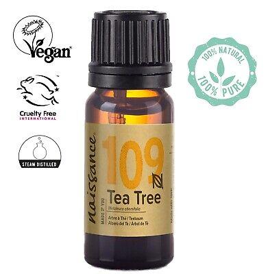 Aceite de Árbol de Té - Aceite Esencial 100% Puro - 10ml...