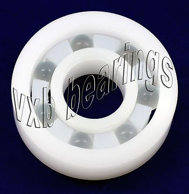 Plastic Bearing Pom 6203 Glass Balls 17x40x12 Ball Bearings 18350