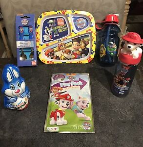 Easter plate gift sets