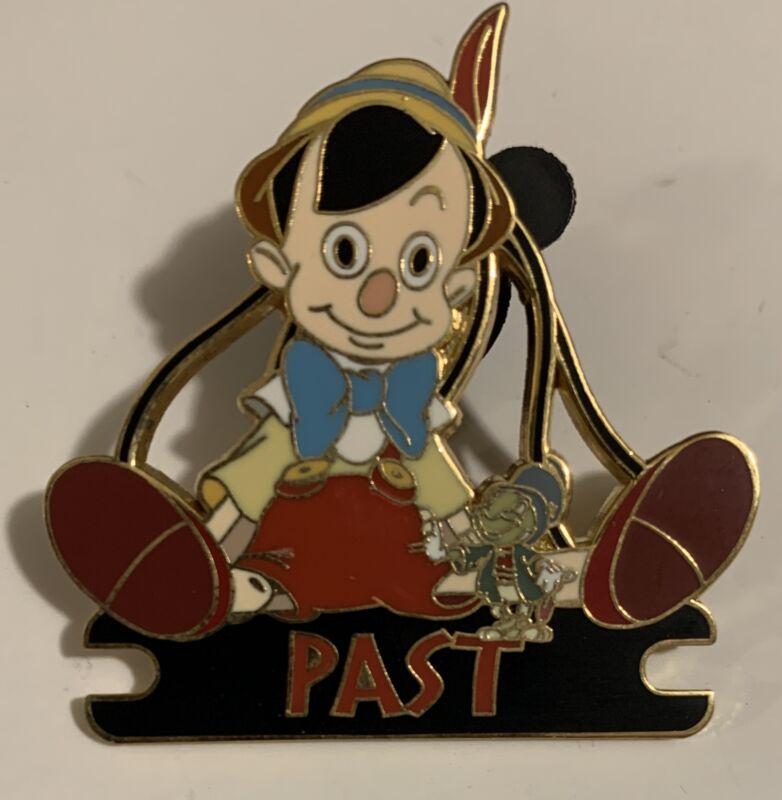 WDW Disney PIN Pinocchio & Jiminy Cricket PAST LE 1200 Artist Seminar Exclusive
