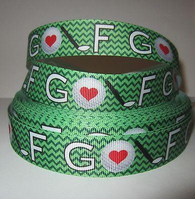 GROSGRAIN GOLF LOVE GOLF 7/8