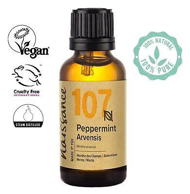 Aceite esencial de menta - Aceite Esencial 100% Puro - 30ml Aromaterapia