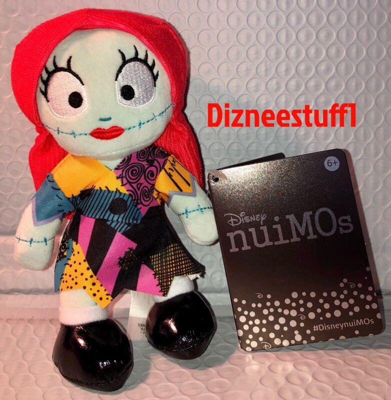 Disney NuiMOs The Nightmare Before Christmas Sally Plush New with Tag