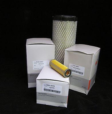 Kioti Tractor Parts Ck2510 Hst Service Filter Kit Oil Air Fuel Hydraulic Filter