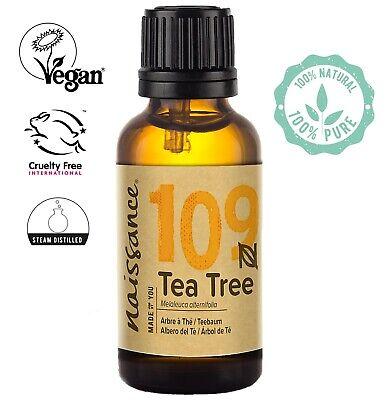 Aceite de Árbol de Té - Aceite Esencial 100% Puro - 30ml...