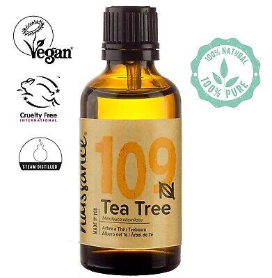Aceite de Árbol de Té - Aceite Esencial 100% Puro - 50ml...