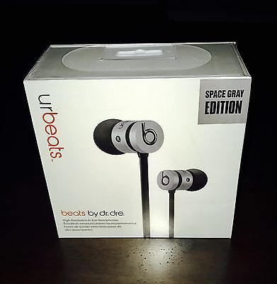 Beats by Dr. Dre UrBeats In-Ear Earbud Headphones With ControlTalk - Space Gray