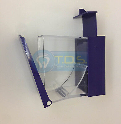 Dental Cotton Roll Holder Pull- Out Tray - Cotton Rolls Dispense Drawer Style