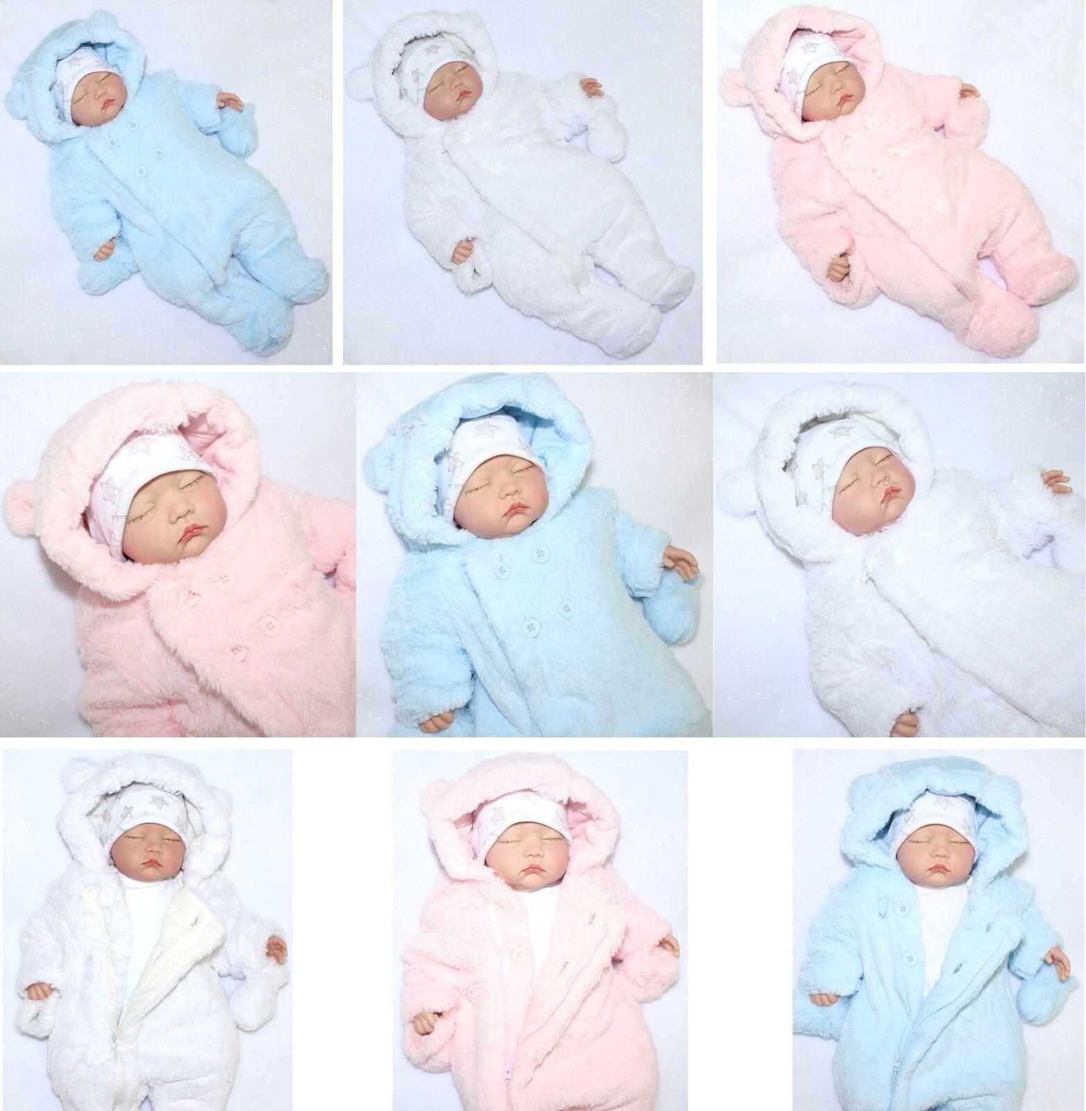 Overall  Baby  ♥ Anzug Schneeanzug Winteranzug für Wagen ♥