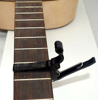 Cejilla capo Guitarra Acustica Electrica Bajo Pasta + aluminio