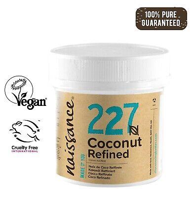 Naissance Aceite de Coco Refinado Sólido - 100% Puro - 100g Aromaterapia