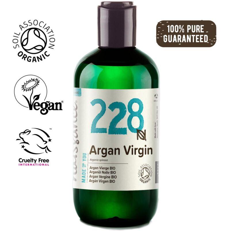 Naissance Arganöl nativ BIO - 250ml - aus Marokko kaltgepresst 100% rein