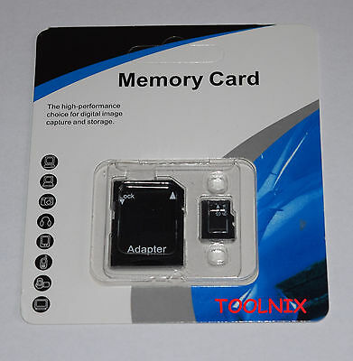 NEW 64GB Micro SD Memory Card SDXC Flash TF Class 10 For Smart Phone Camera MP3