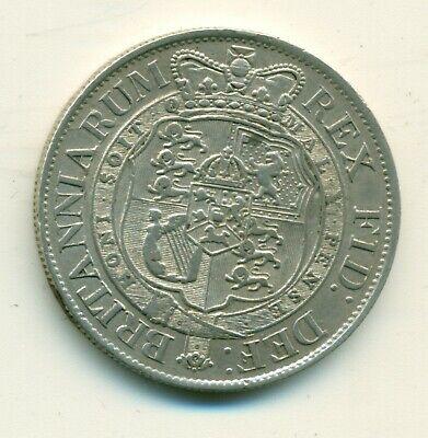 Great Britain Half Crown 1819 Geo III EF+
